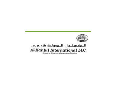 Al Kahlul International - Removals & Transport