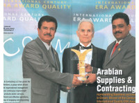 Arabian Supplies & Contracting Llc (1) - Construction Services