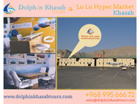 Dolphin Khasab Tours (1) - Tourist offices