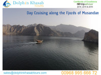 Dolphin Khasab Tours (2) - Tourist offices