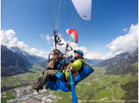 Gleitschirm-Tandemflug.com Lienz, Osttirol (1) - Flugsport