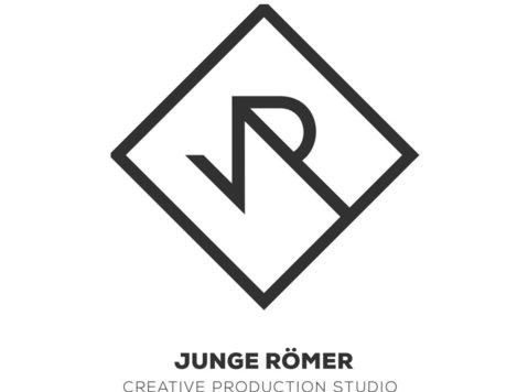 Junge Römer - Webdesign