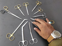 Ss Surgical Instruments (2) - Hospitals & Clinics