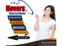 3-way Packers and Movers Islamabad,Rawalpindi and Lahore . - Relocation services