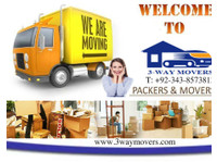 3-way Packers and Movers Islamabad,Rawalpindi and Lahore . (1) - Relocation services