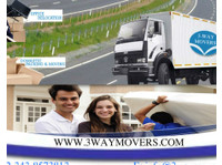 3-way Packers and Movers Islamabad,Rawalpindi and Lahore . (2) - Relocation services
