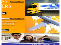 3-way Packers and Movers Islamabad,Rawalpindi and Lahore . (4) - Relocation services