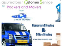 3-way Packers and Movers Islamabad,Rawalpindi and Lahore . (5) - Relocation services