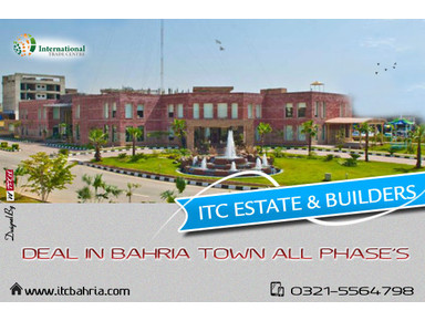 Bahria Town ITC Real Estate - Estate Agents