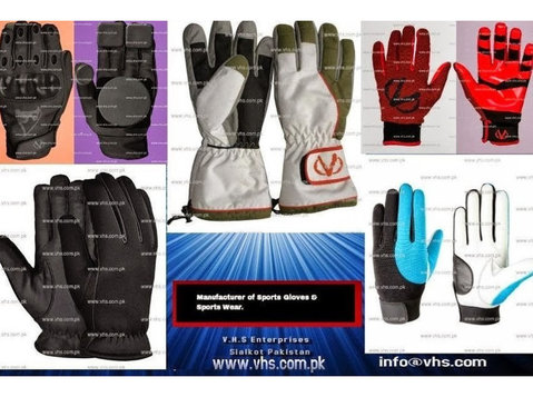 V.H.S Enterprises - Sports