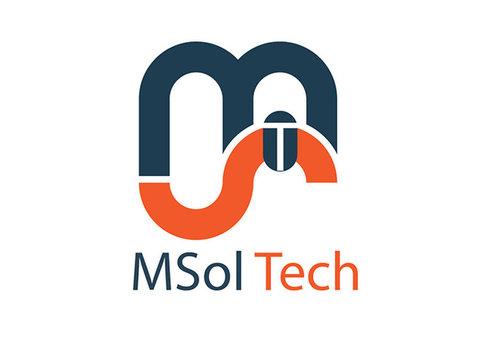 Msoltech - ویب ڈزائیننگ