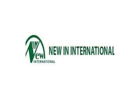 NEW INTERNATIONAL SPORTS - Einkaufen