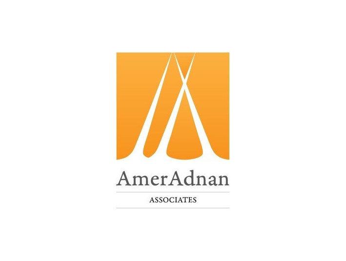 Ameradnan Associates – Pakistan's No.1 Architect & Designer - Business & Networking