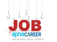 Jobs In Pakistan, Lahore, Karachi, Islamabad (1) - Job portals
