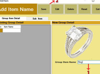 Jewellery software (6) - Webdesign