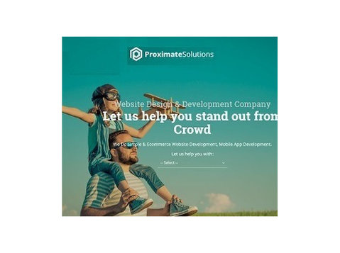 proximate Solutions - web development & seo - Webdesign