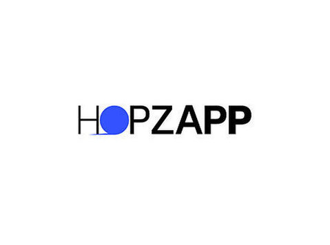 HopZapp - Web Development Company in Lahore - Webdesign