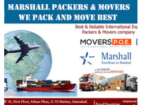 Marshall Packers and Movers Islamabad Pakistan (2) - Business & Networking