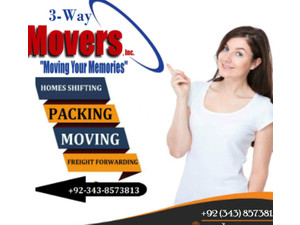 3-way Movers & Packers Islamabad - Relocation services