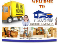 3-way Movers & Packers Islamabad (1) - Relocation services