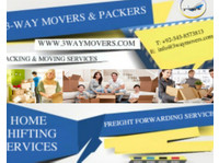 3-way Movers & Packers Islamabad (3) - Relocation services