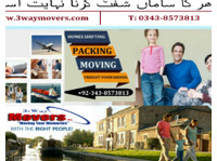 3-way Movers & Packers Islamabad (5) - Relocation services