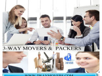3-way Movers & Packers Islamabad (8) - Relocation services