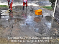 pak steam cleaning services ,islamabad (2) - Cleaners & Cleaning services