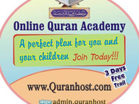 QuranHost (Learn Quran Online) - Online courses