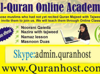 QuranHost (Learn Quran Online) (3) - Online courses