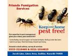 Friends Fumigation Services (4) - Home & Garden Services