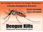 Friends Fumigation Services (5) - Home & Garden Services