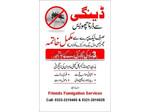 Friends Fumigation Services (6) - Home & Garden Services