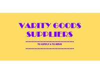 Varity Goods Suppliers - Import/Export