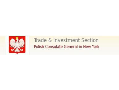 Consulate of Poland in New York, Trade & Investment Sect - Embassies & Consulates