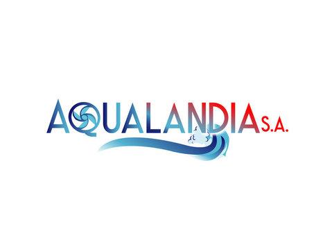 Aqualandia - Piscinas