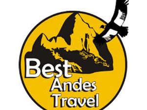 Best Andes Travel - Sites de voyage