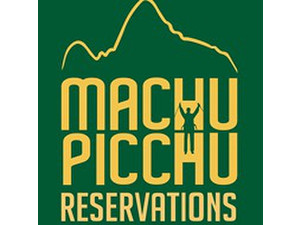 Machu Picchu Reservations - Travel Agencies