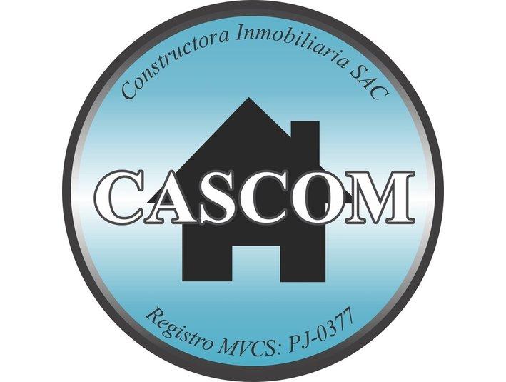 CASCOM. Grupo Inmobiliario - Inmobiliarias