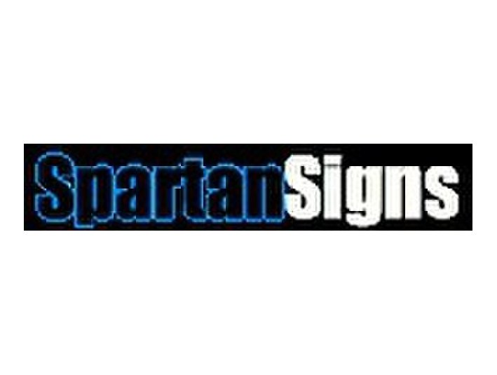 SpartanSigns - Print Services