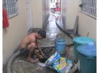 Al Malabanan Siphoning (1) - Plumbers & Heating