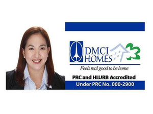Gemma Aldama, DMCI Homes Real Estate Agent - Estate Agents