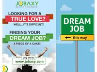 Jobaxy   Brand Yourself! (3) - Employment services