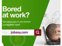 Jobaxy   Brand Yourself! (5) - Employment services