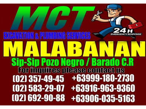 mct Malabanan siphoning and plumbing services - Instalatori & Încălzire