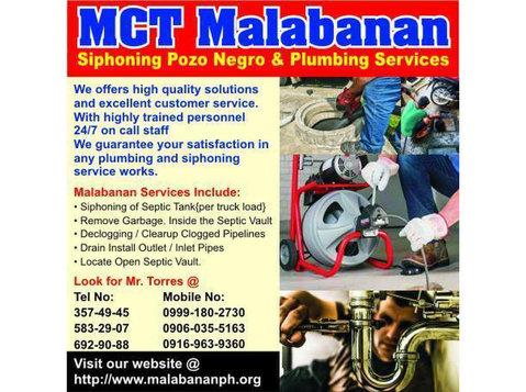 Malabanan Septic Tank Siphoning Organization - Septic Tanks