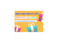 Kidz Gifts (4) - Toys & Kid's Products