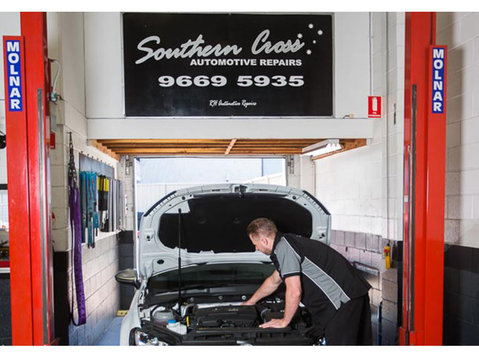 Southern Cross Automotive Repairs - Car Repairs & Motor Service