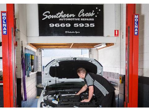 Southern Cross Automotive Repairs - Car Repairs & Motor Service