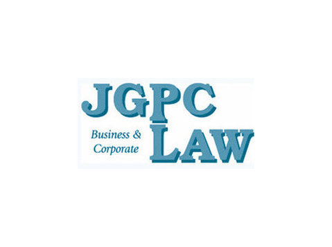 Jgpc Business Law - Lawyers and Law Firms